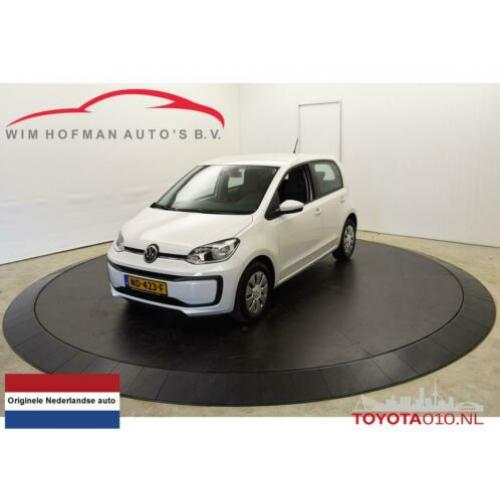 Volkswagen up! 1.0 BMT move up! 5Drs Airco DAB Regensens
