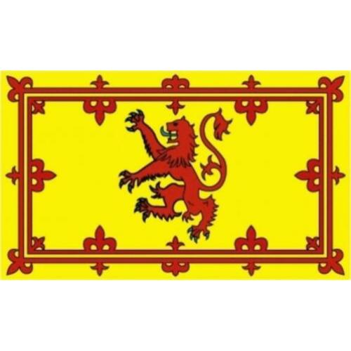 Vlag Royal Banner of Scotland