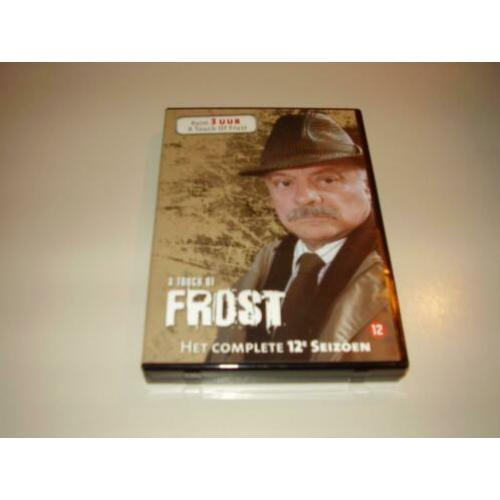A Touch of Frost - Seizoen 12 - 2 Discs