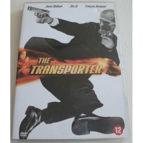 Dvd *** THE TRANSPORTER *** Rules are made to be broken