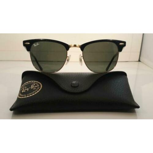 Ray Ban Clubmaster Classic RB3016 - W0365 I.Z.G.S