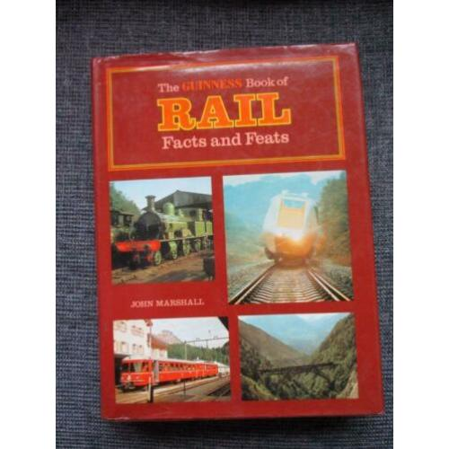 Marshall, J. Guiness book of Rail; facts and feats.
