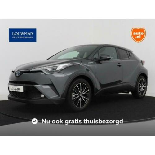 Toyota C-HR 1.8 Hybrid Automaat Executive Ultimate | Rijklaa