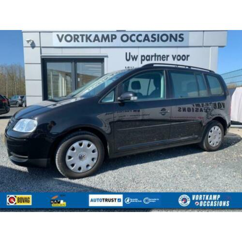 Volkswagen TOURAN 1.6 BUSINESS TREKHAAK/AIRCO/CRUISE/N.A.P
