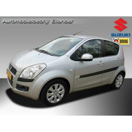 Suzuki Splash 1.2 Exclusive (bj 2008, automaat)